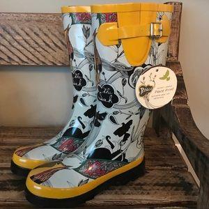 Women's Sakroots rain boots